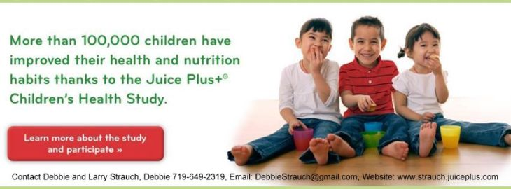Juice Plus and the Children's Health Study
