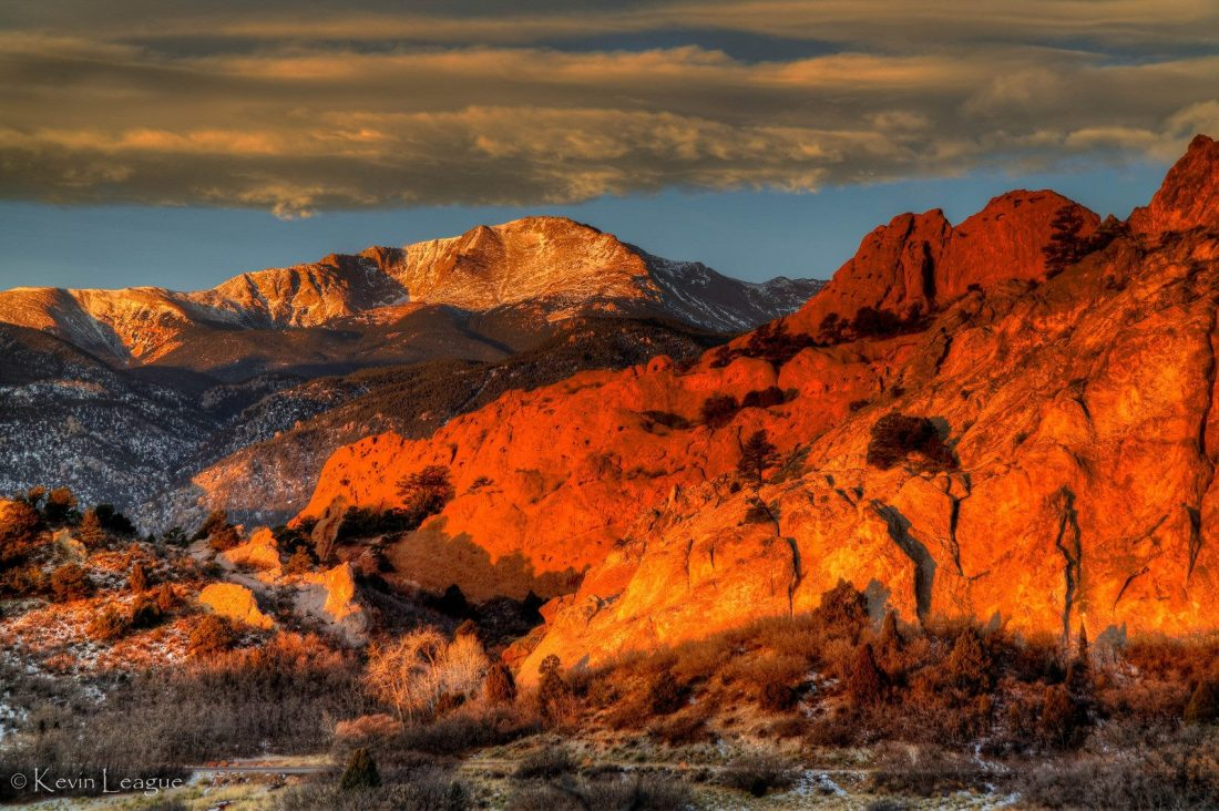 Beautiful Colorado Springs Scenery 2014
