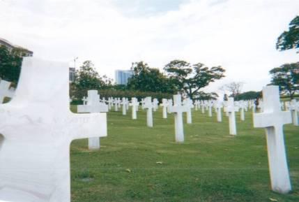 American Memorial Manila
